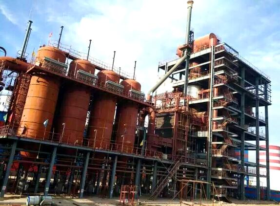 The largest single gasifier in China with 60000 Nm3/h gas production capacity has been put into operation successfully
